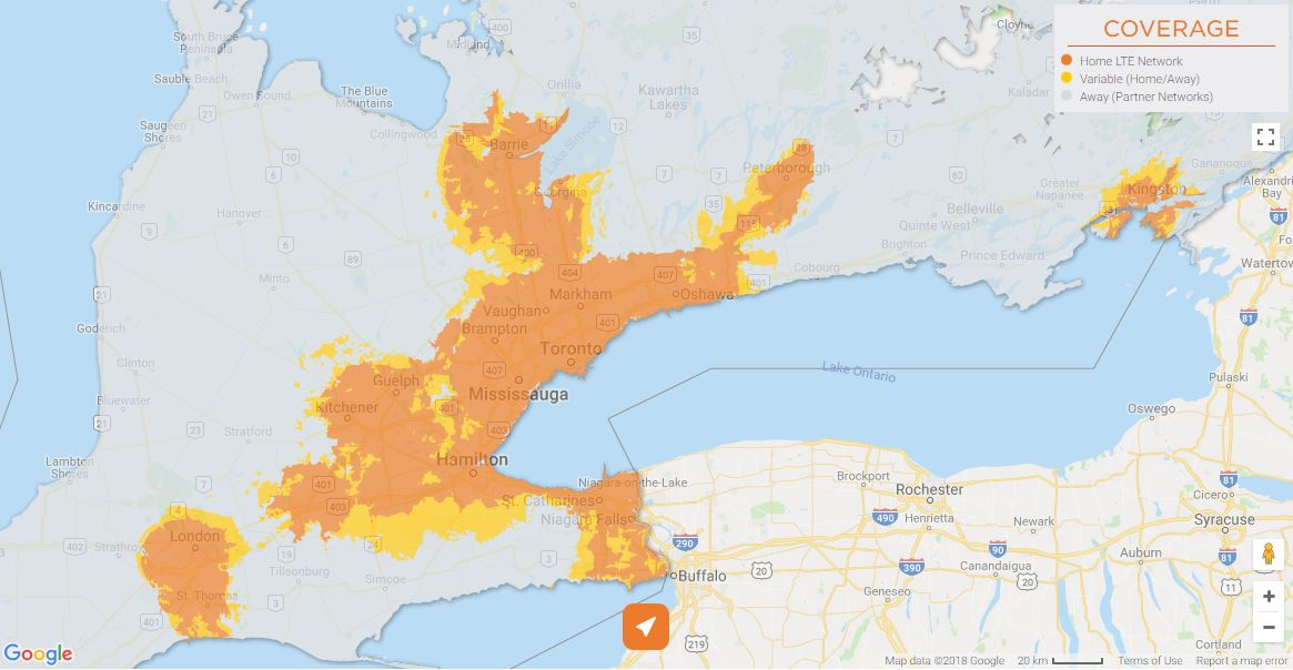 Wind Mobile Coverage Canada Map Koodo Review   Is Koodo Mobile Good? (2021)