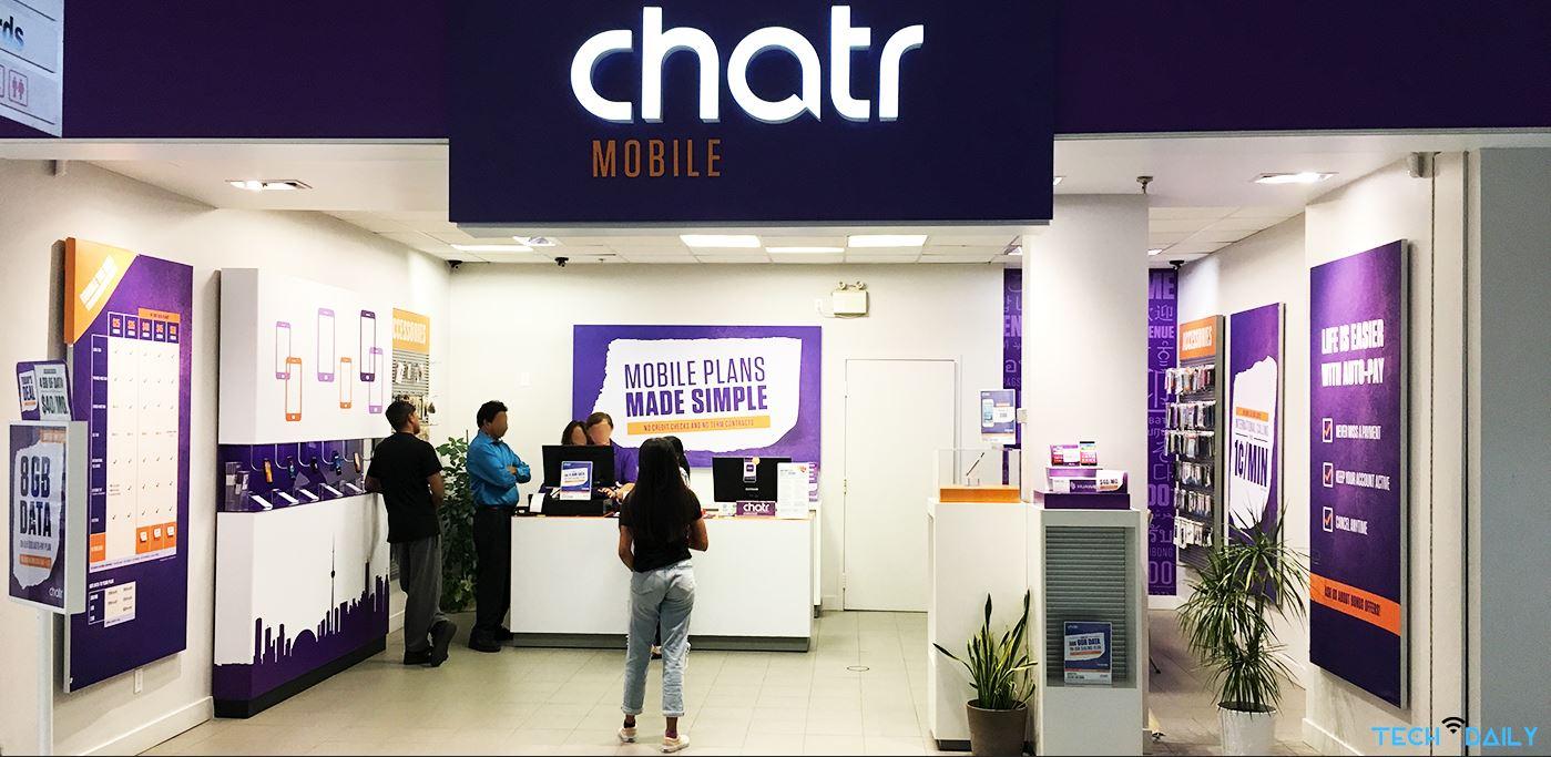 Chatr Reviews