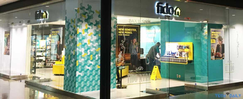 Fido mobile store