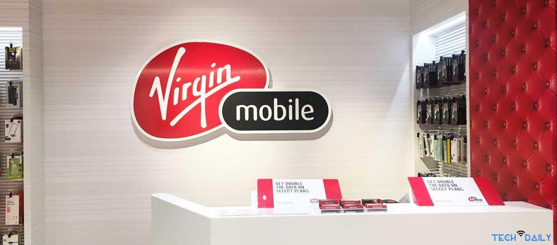 Virgin Mobile Retail Store