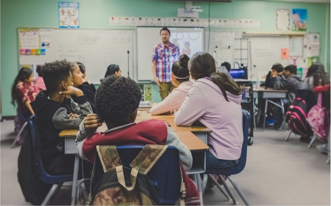 STEM Equality In The Classroom
