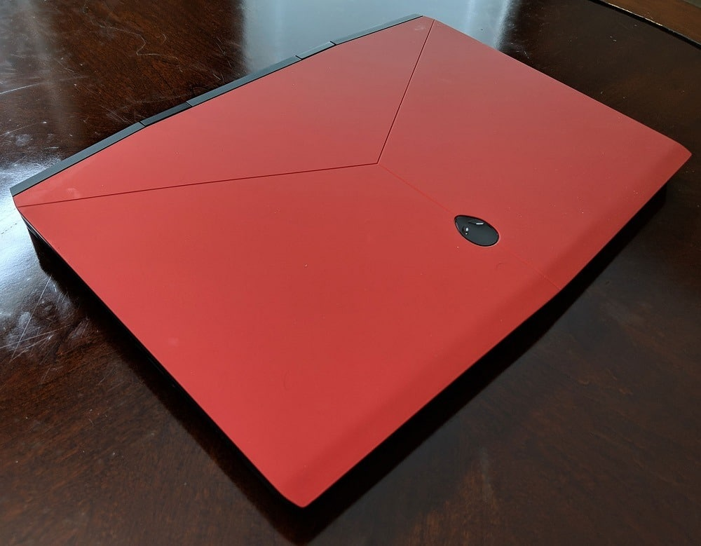 Alienware m15 Review 10