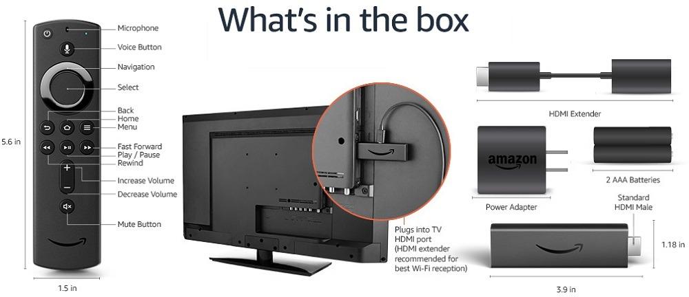 Amazon Fire TV Stick 4K Review 4