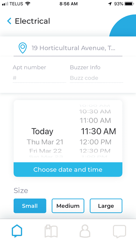 HeyBryan App Book Appointment