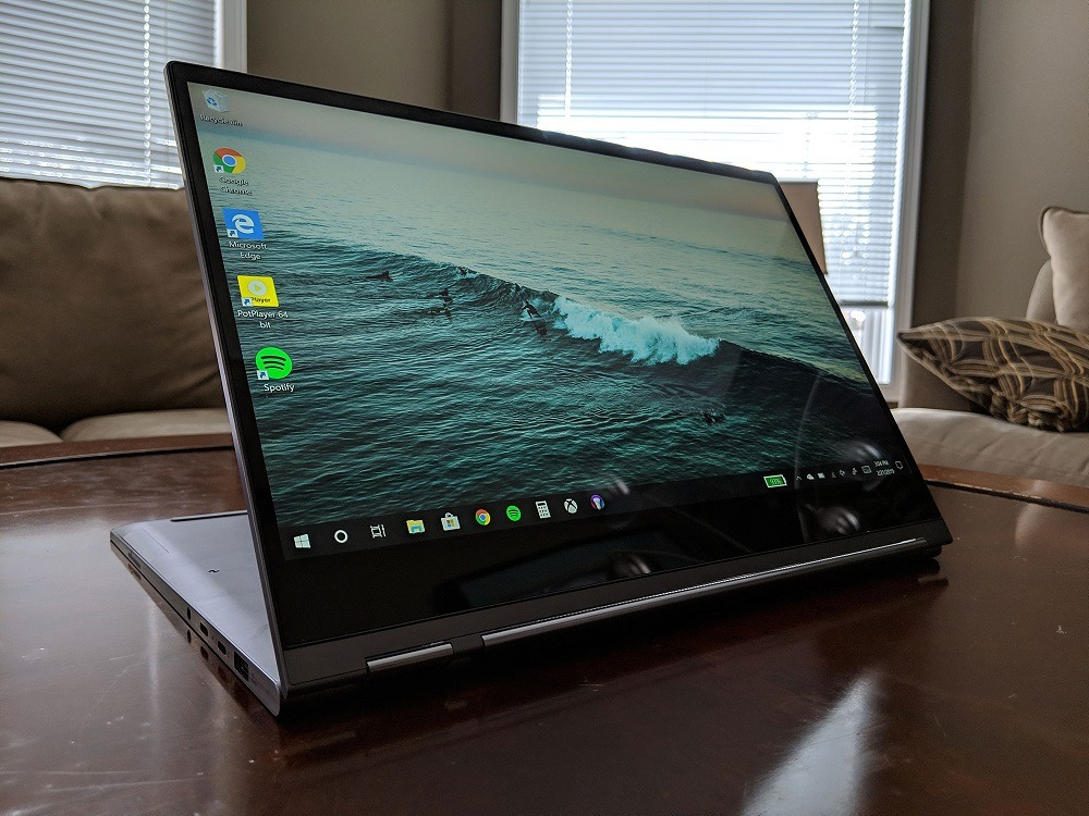 Lenovo Yoga C930 Review 1