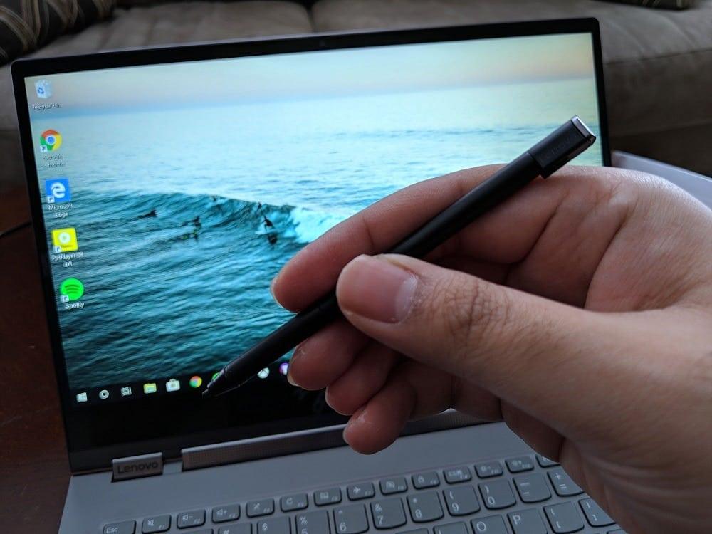 Lenovo Yoga C930 Review 10