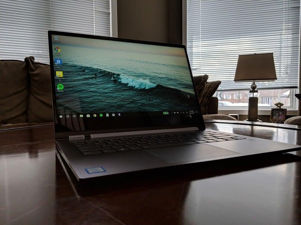 Lenovo Yoga C930 Review Header