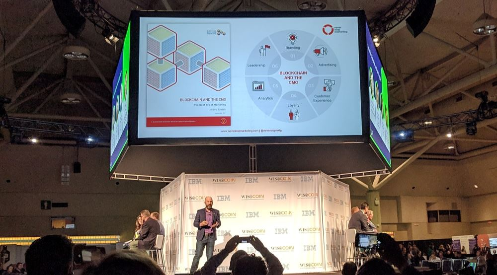 Blockchain Revolution Global Summit 2019
