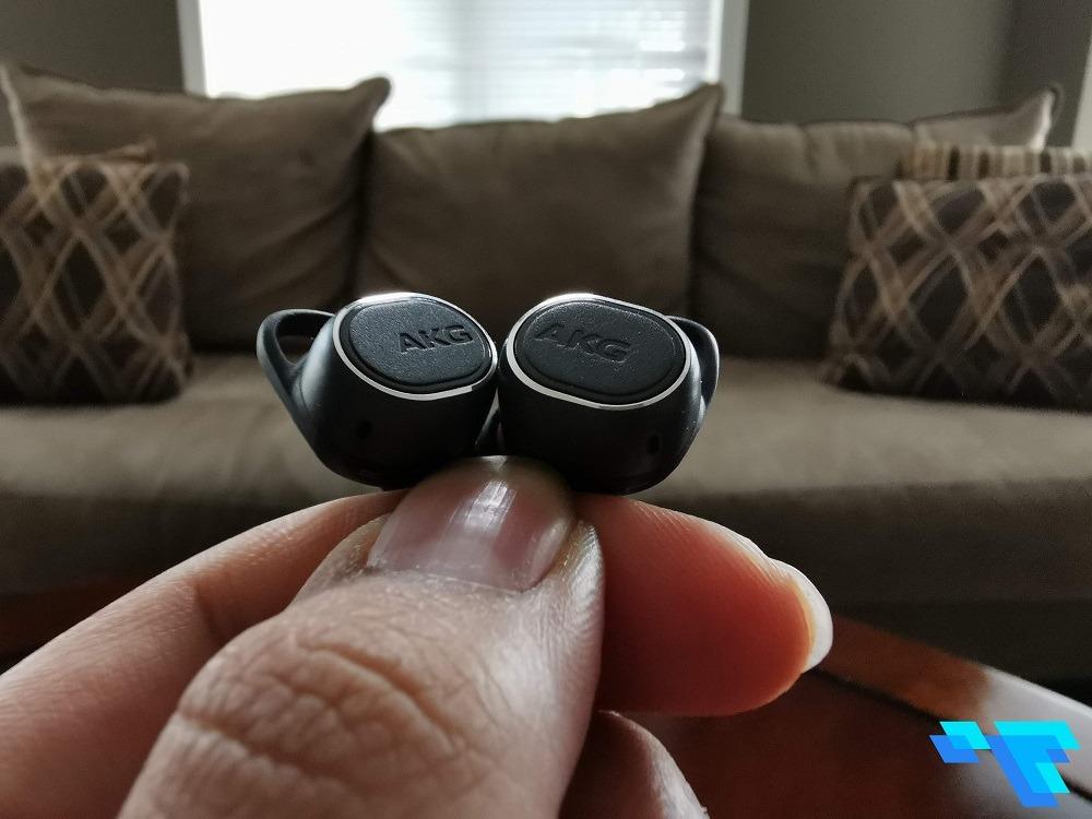 Samsung AKG N200 Review Buds
