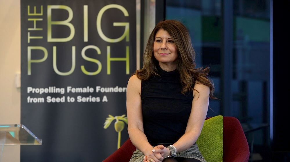 Disruption Ventures partners with The Big Push