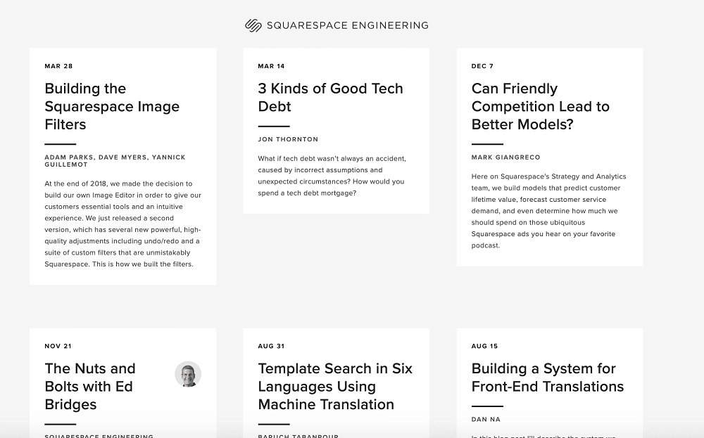 Squarespace Review 10