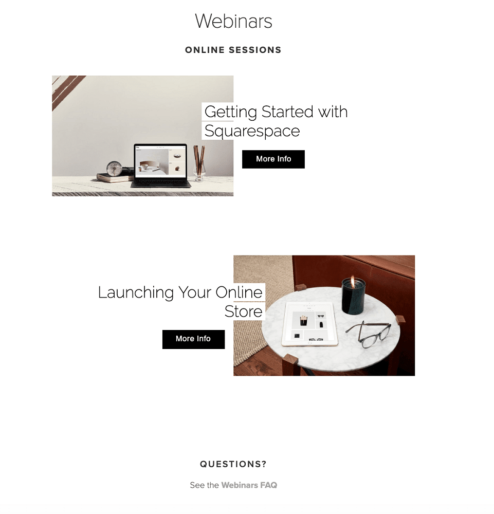 Squarespace Review 7
