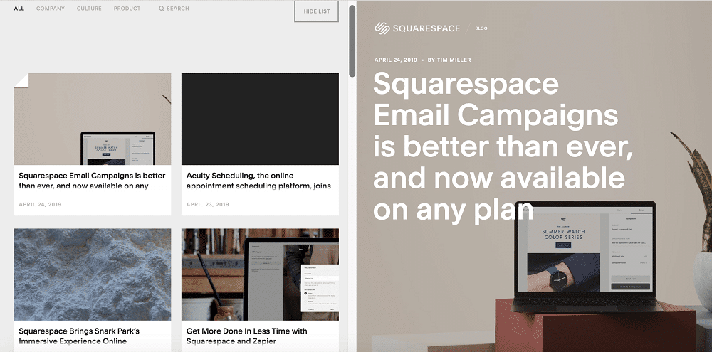 Squarespace Review 8