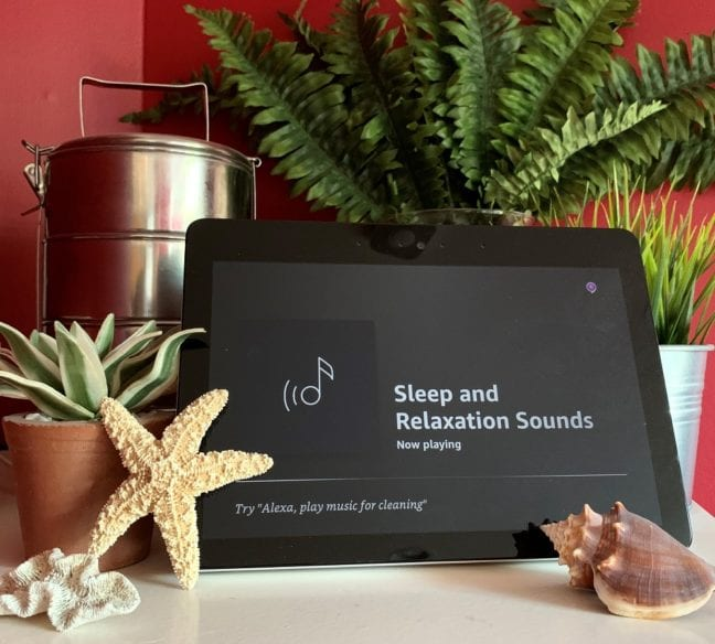 Alexa Sleep and Relaxation Sounds