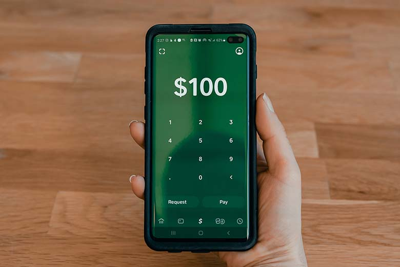 Cash App Money Transfer