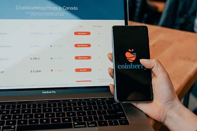 Coinberry Canada Crypto Platform