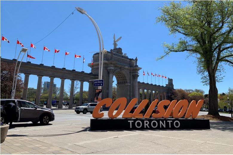 Collision Conference Toronto 2019