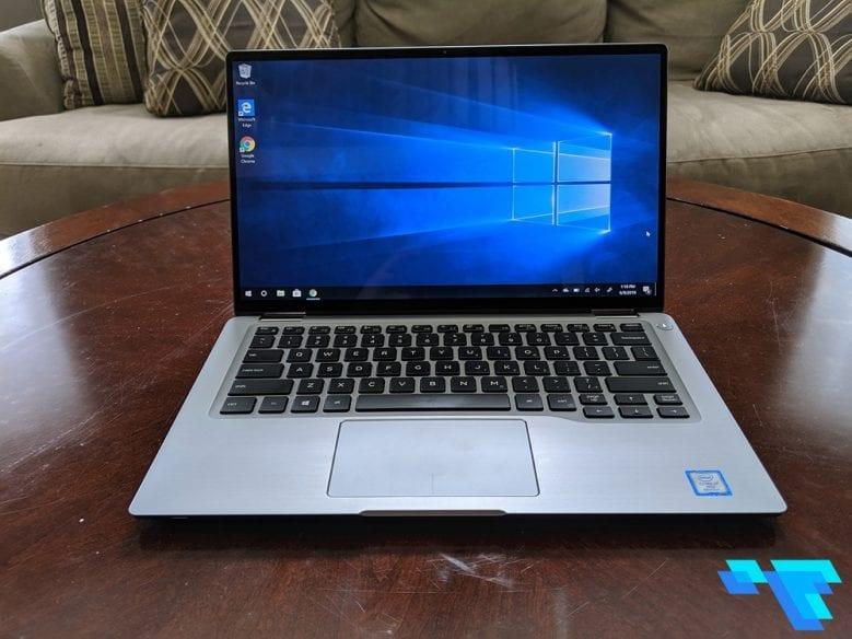 Dell Latitude 7400 2 in 1 Front