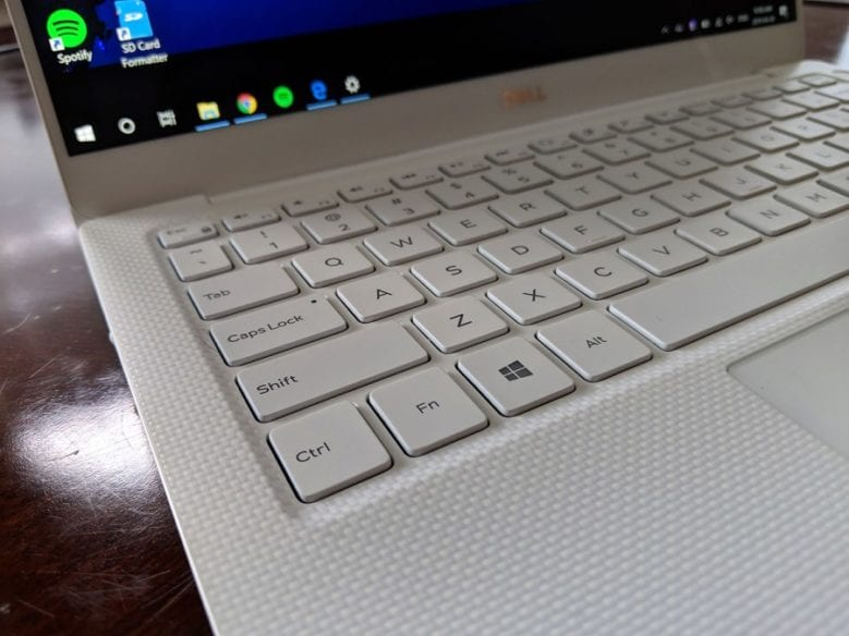 Dell XPS 13 Hardware
