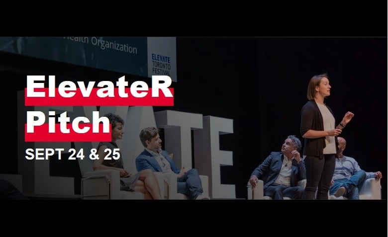 Most tech conferences have pitch competitions; here's how Elevate's was different