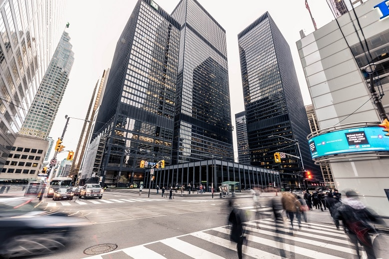 Financial District Toronto