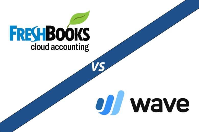 Freshbooks vs Wave Apps