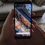 Google Pixel 3a Front