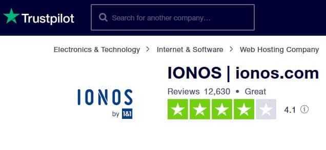 IONOS Reviews