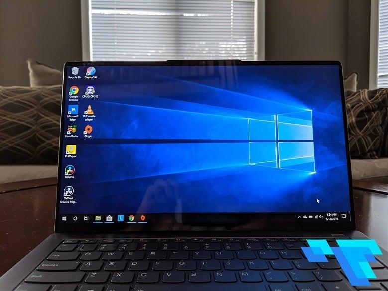 Lenovo IdeaPad S940 Screen