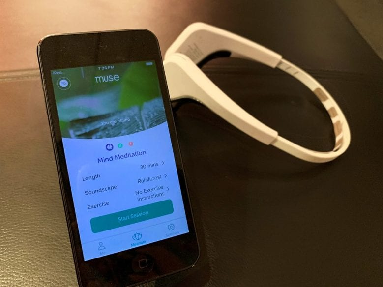 Muse Headband and App