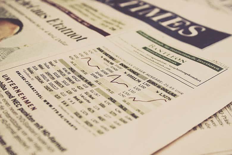 Newspaper Finance