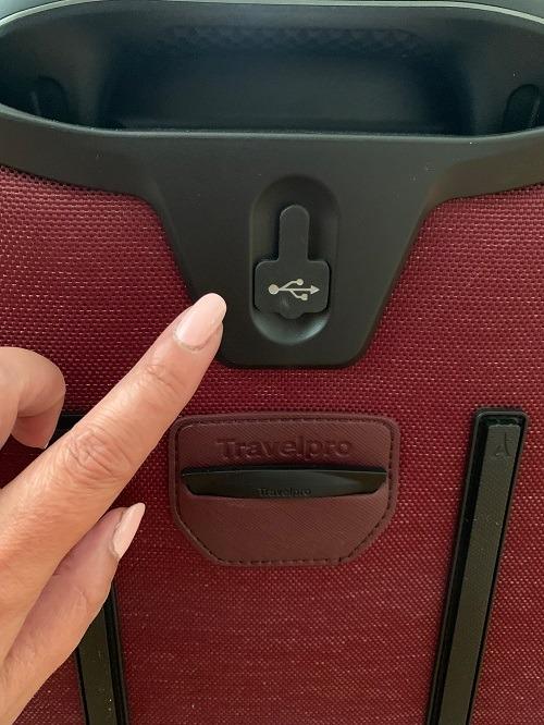 Travelpro Platinum Elite